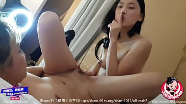 June Liu ?? / SpicyGum - SECRET LIFE - ASIAN GIRL GIRL HOT SEX / SHORT V
