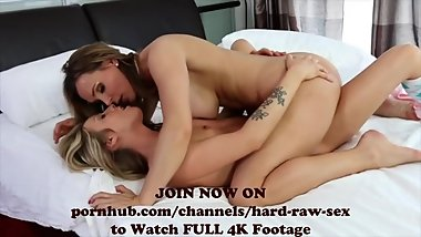 Tanya Tate gets Karla Kush in the Lesbian Scissorlock for the 1...2..3...