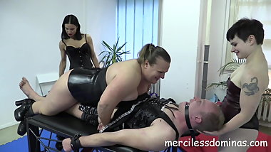 Lesbian Revenge Part 2 - Real Female Supremacy