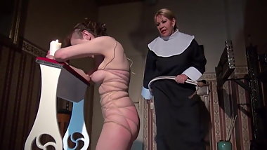Lesbian Mistress - Whipping and Humiliation