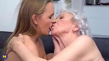 Great grandmother 85y and great granddaughter 22y lesbian taboo†