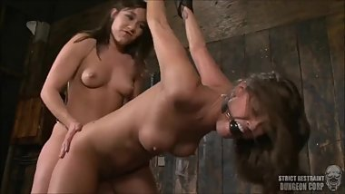Woman in charge - strap-on