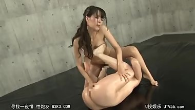 Japanese sexfight beautyfight