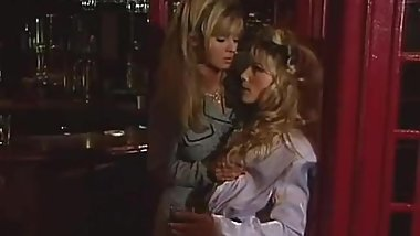PJ Sparxxx And Jill Kelly From The Good Old Days Of Lesbian Porn