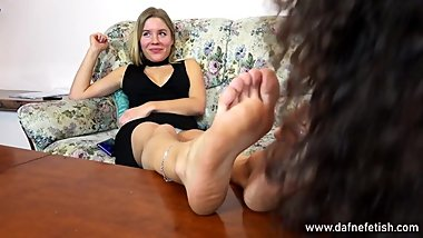 russian goddess miss_alisa slave foot worship