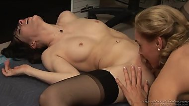 Aiden Ashley & Tanya Tate Clip