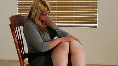 Spanked For A Job