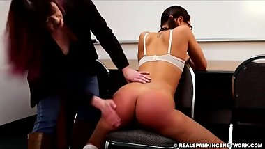 A Spanking For Ambriel