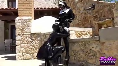 Latex nun pt.1